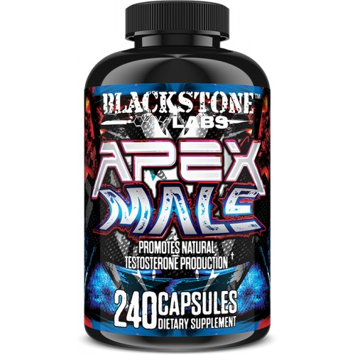BlackstoneLabs Apex Male 240 caps