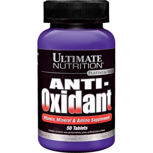 Ultimate Anti-Oxidant 50 tabs