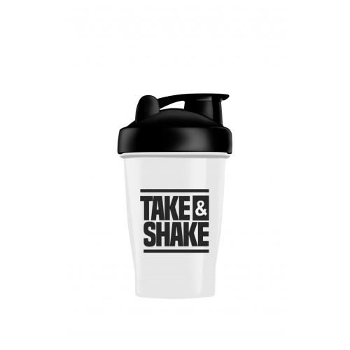 Шейкер TAKE & SHAKE 400 мл