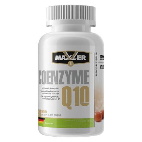 Maxler Coenzyme Q10 60 softgels