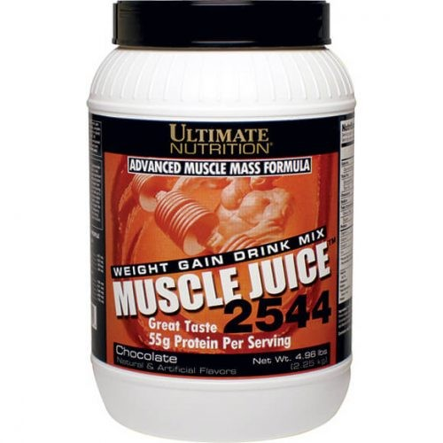 Ultimate Muscle Juice 2250g