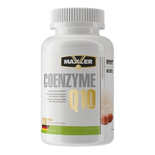Maxler Coenzyme Q10 120 softgels