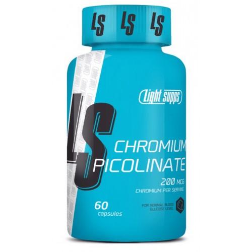 LS Chromium Picolinate 60 caps