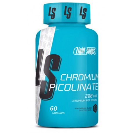 LS Chromium Picolinate 60 caps