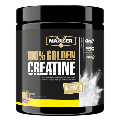 Maxler 100% Golden Creatine 1000g
