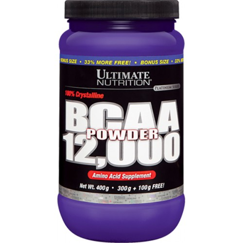 Ultimate BCAA 12000 400g