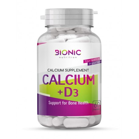Bionic Calcium+D3 60 caps