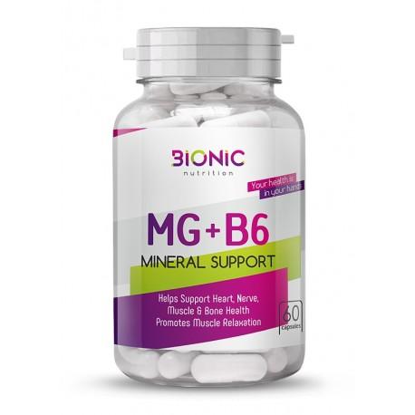 Bionic Magnesium+B6 60 caps