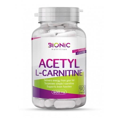 Bionic Acetyl L-Carnitine 90 caps