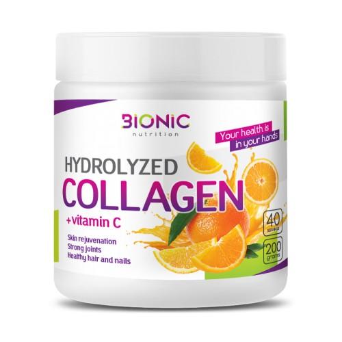 Bionic Collagen Hydrolyzed 200g