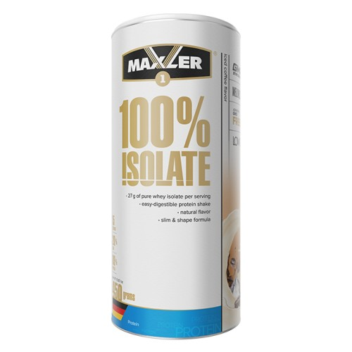 Maxler 100% Isolate 450g