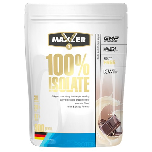 Maxler 100% Isolate 900g