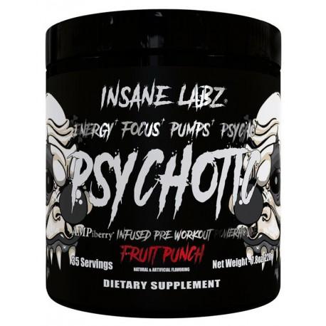 Insane Labz Psychotic Black 220g 35 serv