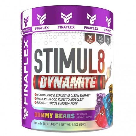 FinaFlex Stimul8 Dynamite 30 serv