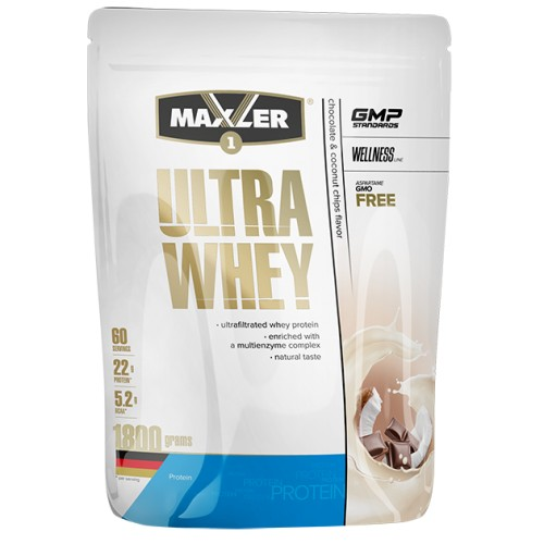 Maxler Ultra Whey 1800g