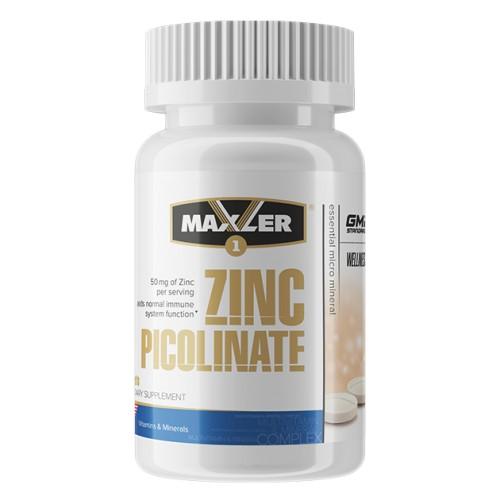 Maxler Zinc Picolinate 50mg 60 таб
