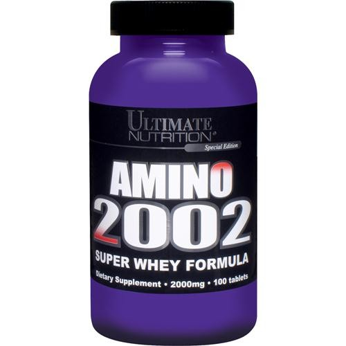 Ultimate Amino 2002 100 tabs