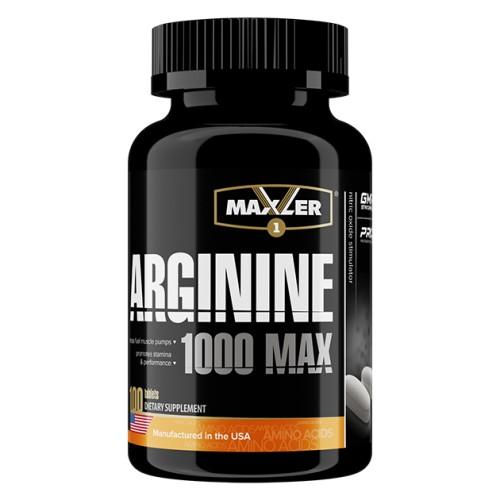 Maxler Arginine 100 tabs