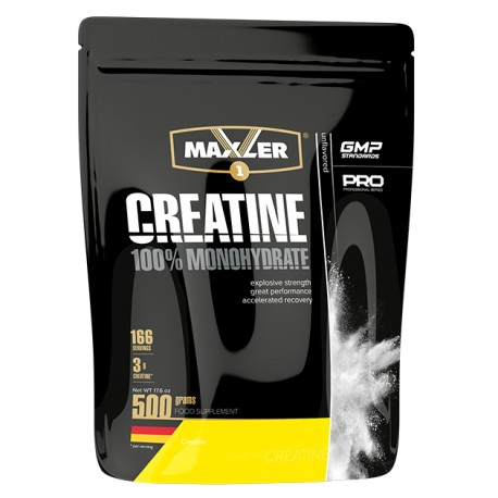Maxler Creatine Bag 500g