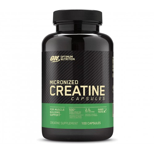 Optimum Creatine Caps 2500 100 caps