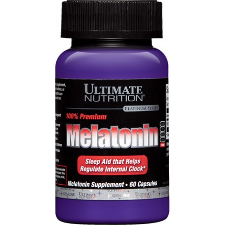 Ultimate Premium Melatonin 3mg 60 caps