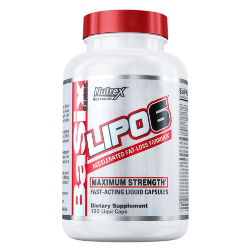 Nutrex Lipo-6 120 caps