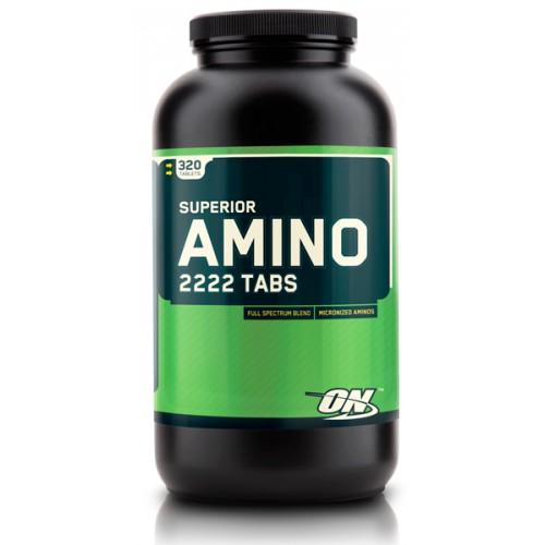 Optimum Superior Amino 2222 320 Tabs