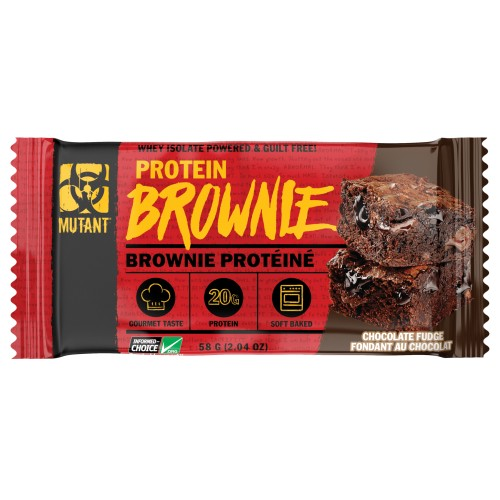 Mutant Protein Brownie  58 гр.