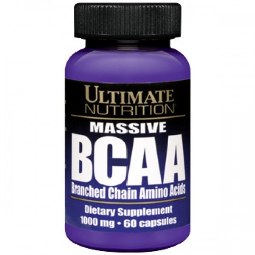 Ultimate BCAA 1000mg 60 caps