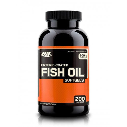 Optimum Fish Oil Softgels 200 caps