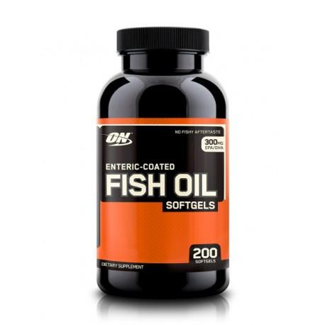 Optimum Fish Oil Softgels 200 caps