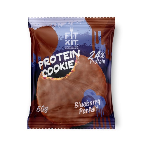 FitKit Protein Chocolate Cookie 50 гр.