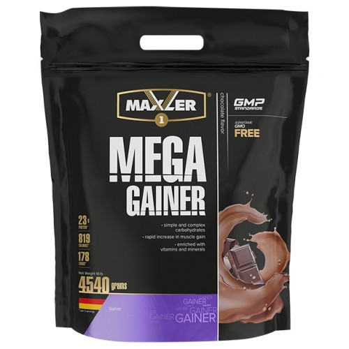 Maxler Mega Gainer 4540g