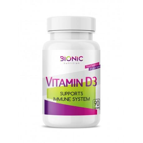 Bionic Vitamin D3 600ME 90 caps