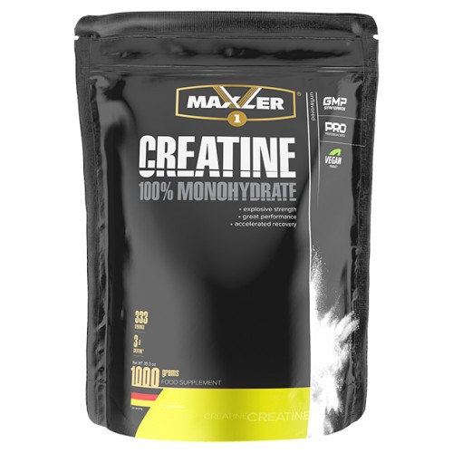 Maxler Creatine Bag 1000g