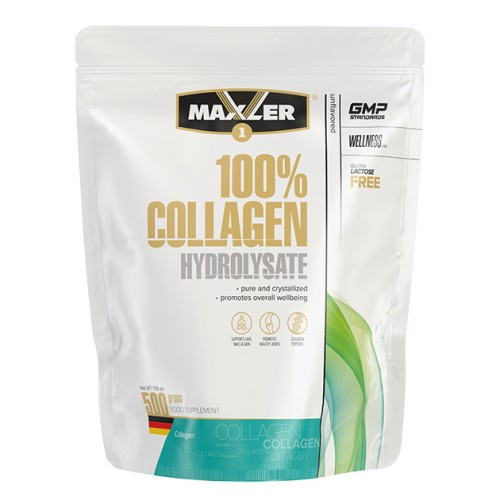 Maxler 100% Collagen Hydrolysate 500g