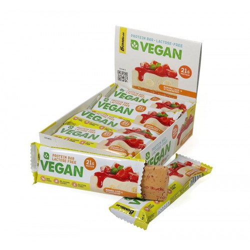 Bombbar Vegan Protein Bar 60 гр.