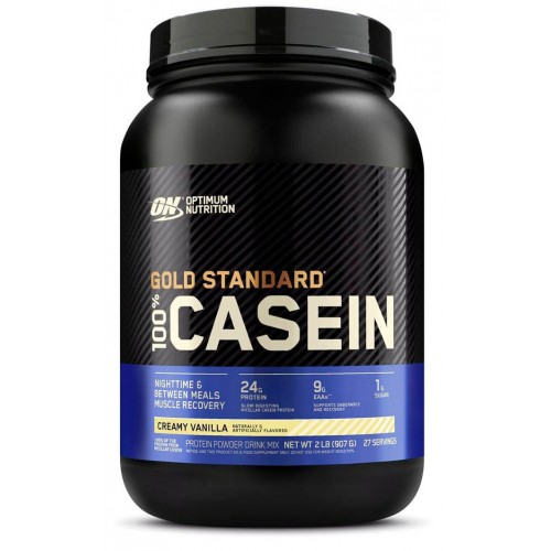 Optimum 100% Casein Gold Standard 908g