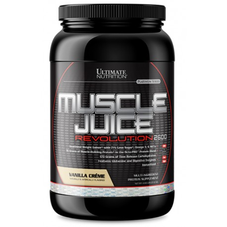 Ultimate Muscle Juice Revolution 2120g
