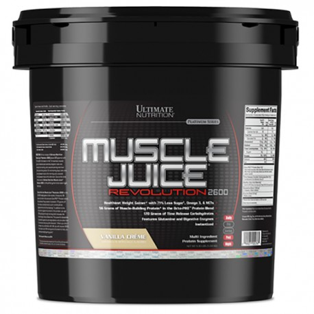 Ultimate Muscle Juice Revolution 5040g