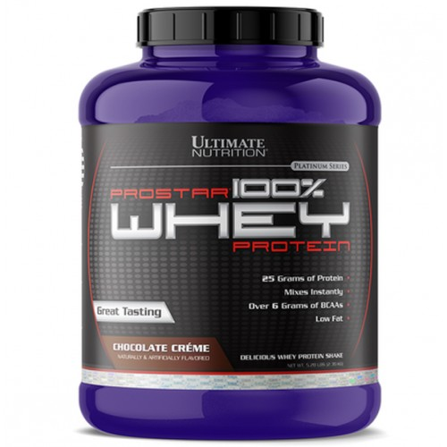Ultimate Prostar Whey 2390g