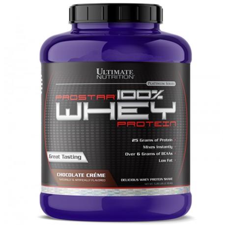 Ultimate Prostar Whey 2390g
