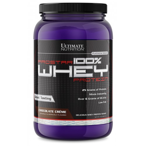 Ultimate Prostar Whey 907g