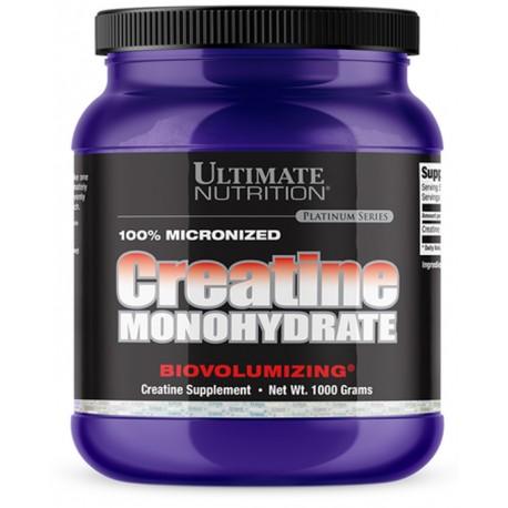 Ultimate 100% Creatine Monohydrate Micronized 1000g