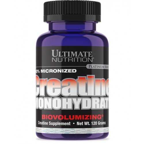 Ultimate 100% Creatine Monohydrate Micronized 120g