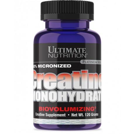 Ultimate 100% Creatine Monohydrate Micronized 120g