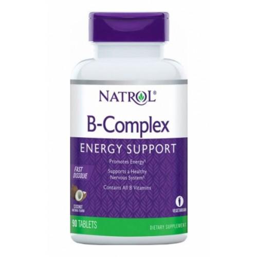 Natrol B-Complex FD 90 таб