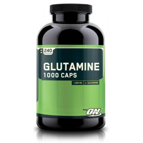 Optimum Glutamine 1000 мг 240 капс