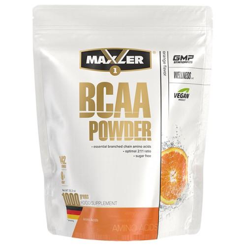 Maxler BCAA Powder 2:1:1 1000g