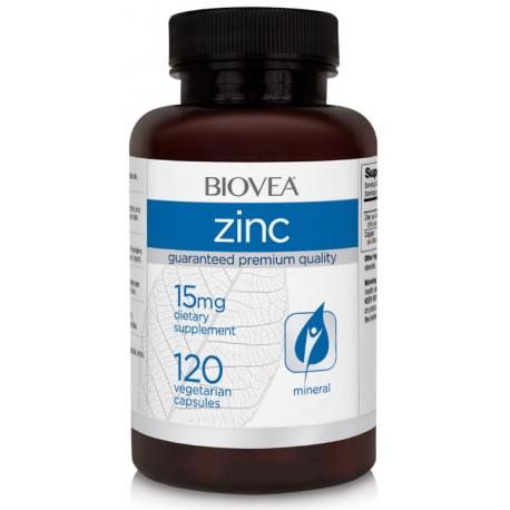 BIOVEA Zinc 15 мг 120 капс